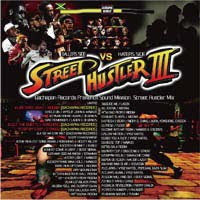STREET HUSTLER MIX 3/GACHAPAN RECORDS & SOUND MISSION