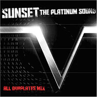 "SUNSET the platinum sound ""V"" /SUNSET the platinum sound"