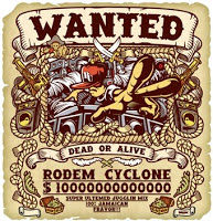 WANTED / mixed by RODEM CYCLONE
