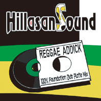 REGGAE ADDIK ~100% Foundation Dub Plate Mix~
