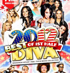 DIVA BEST OF 2012 1st HALF