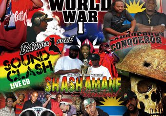ANTIGUA WORLD WAR 1 -SOUND CLASH-
