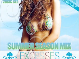 EXCESSES vol.15 SUMMER SEASON MIX
