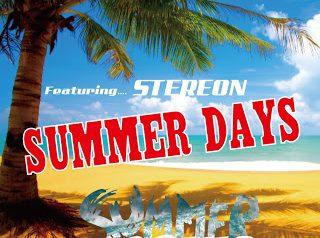 STEREON / SUMMER DAYS、G2 / SUMMER TIME 配信中!!