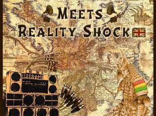 DELTA FORCE MEETS REALITY SHOCK MIX CD vol.1