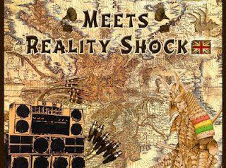 DELTA FORCE MEETS REALITY SHOCK MIX CD vol.1