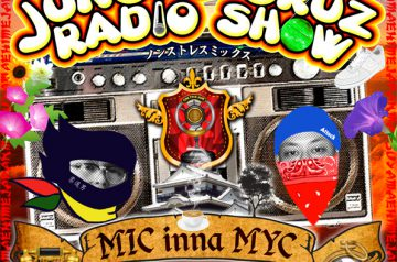 JUNGLE CRUZ RADIO SHOW NO STRESS MIX