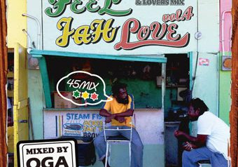 FEEL JAH LOVE VOL.4