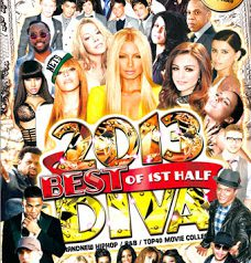 DIVA BEST OF 2013 1st HALF