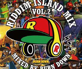 RIDDIM ISLAND MIX VOL.2
