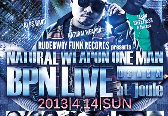 NATURAL WEAPON ONE MAN BPN LIVE