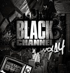 "DJ RYOW ""BLACK CHANNEL vol.14"""