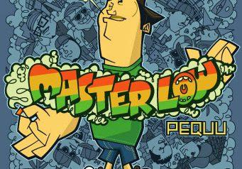 PEQUU の 1st.アルバム『MASTER LOW』