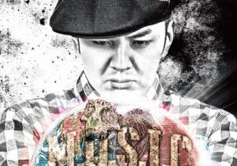 """J-REXXX"" NEW ALBUM 1/29 発売"