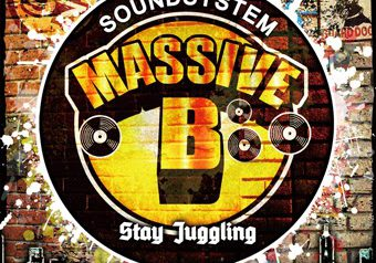"MASSIVE B × AnSWeR コラボMIX ""STAY JUGGLING"" 3/24 発売"