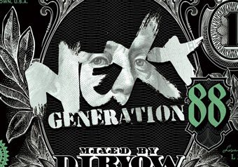 "DJ RYOW ""NEXT GENERATION 88"""