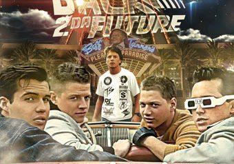 "DJ NONKEY ""BACK 2 DA FUTURE"""