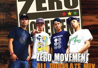泉州・岸和田 ZERO MOVEMENT のAll Dub Mix 6/4 発売