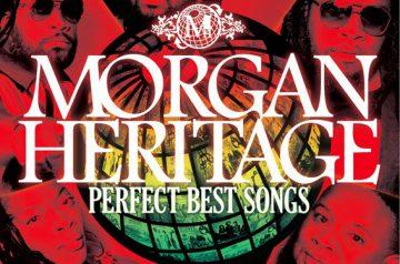 MORGAN HERITAGE の日本特別企画ベストアルバム