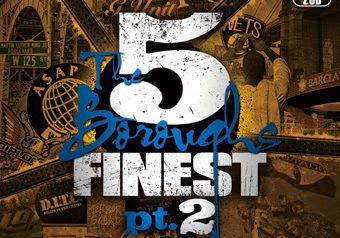 "DJ JOE LIFE ""The 5 Boroughs Finest pt.2"" 7.18 発売"