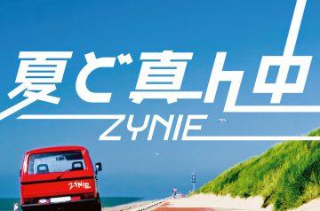 7/23 配信開始「夏ど真ん中」ZYNIE