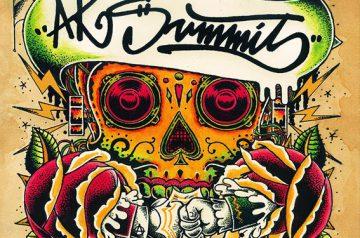 伝説のMIX TAPE「AK SUMMIT」2枚組で8/31復刻版発売!