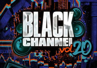 """BLACK CHANNEL vol.20"" 9/10 発売"