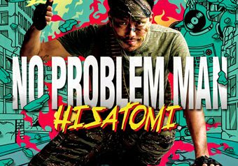 HISATOMI 2nd.アルバム 『NO PROBLEM MAN』9月3日発売!