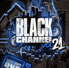 "DJ RYOW & DJ BIGG-S ""BLACK CHANNEL vol.21"" 10/31 発売"