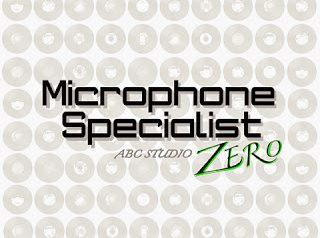 10/1 配信開始「Microphone Specialist」ZERO