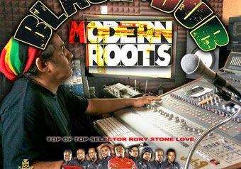 "RORY STONE LOVE ""MODERN ROOTS BLACK DUB""  12/17 発売"