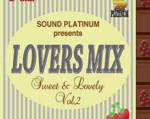 "SOUND PLATINUM ファン待望の""LOVERS MIX""が再プレスで再発!"