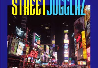 Mighty Crown presents STREET JUGGLAZ #07 12/13 発売