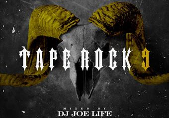 "DJ JOE LIFE ""TAPE ROCK 9"" 12/19 発売"