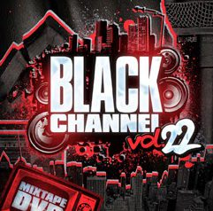 "DJ RYOW&DJ BIGG-S ""BLACK CHANNEL vol.22"" 12/19 発売"