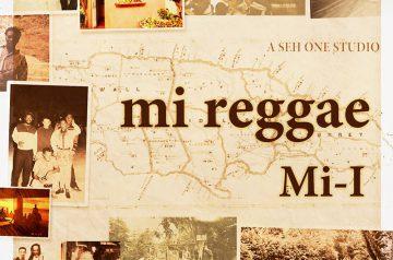 12/24 配信発売「mi reggae」Mi-I
