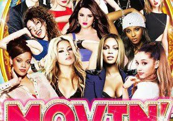 "DJ FIRST KID ""MOVIN'"" 3DVD 100 SONG !!!"
