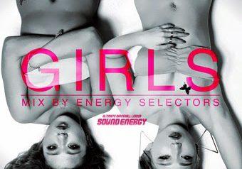 """どっちのMIXが好きか呟いてね!SOUND ENEGY """"GIRLS"""" 3/7 発売"""