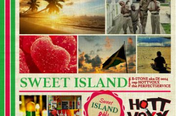 "B-STONEの新シリーズ『SWEET ISLAND』は気持ちE ""Sweet Lovers Reggae Mix"" !!!"