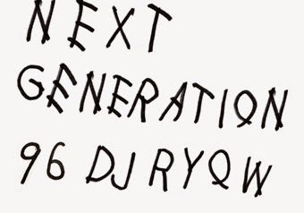 "DJ RYOW ""NEXT GENERATION #96"" 3/27 発売"