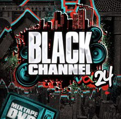 "DJ RYOW&DJ BIGG-S ""BLACK CHANNEL vol.24"" 3/27 発売"