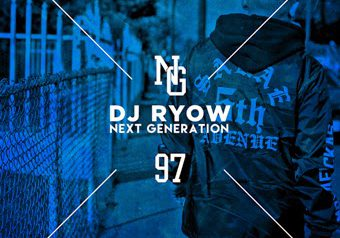 DJ RYOW 「NEXT GENERATION 97」5/12発売