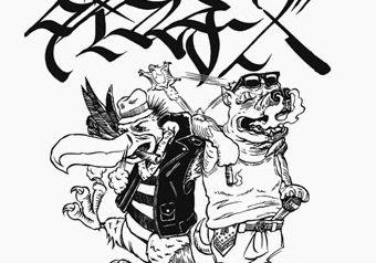 J-REXXX + 紅桜=タイマンチーズ 1st.アルバム「少年」5/20 発売