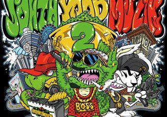 SOUTH YAAD MUZIKレーベルの人気の43曲をミックス!9月9日発売