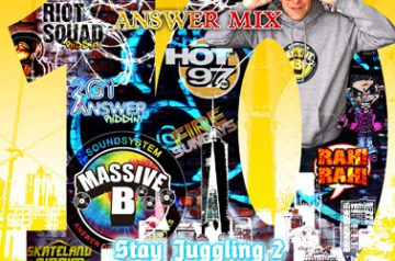 9/7 発売 MIX CD