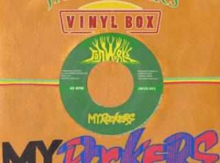 4月10日発売 MIX CD