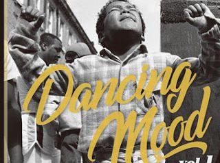 DANCINGMOOD 8/5 発売 MIX CD