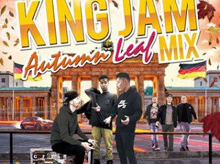 KING JAM 10/22発売  MIX CD