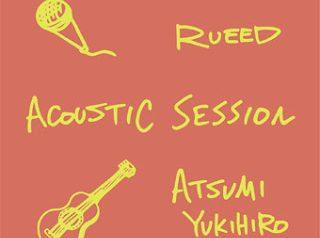 RUEED アコースティックCD 11/15 発売