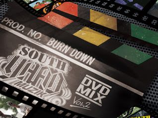 SOUTH YAAD MUZIK DVD MIX vol.2  12/6 発売